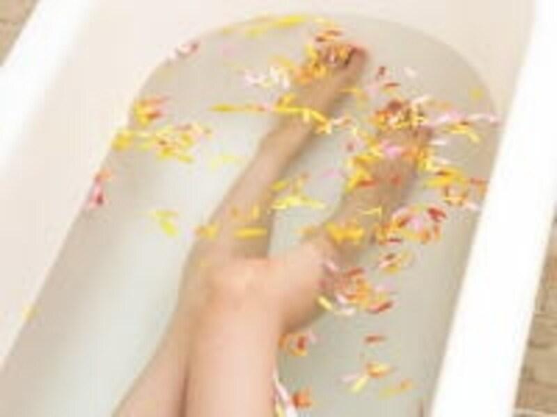 お風呂で使うのもいい方法といえます。