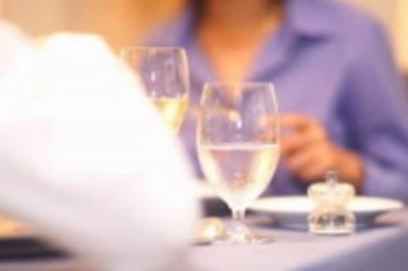 誰かと一緒に楽しい食事時間を