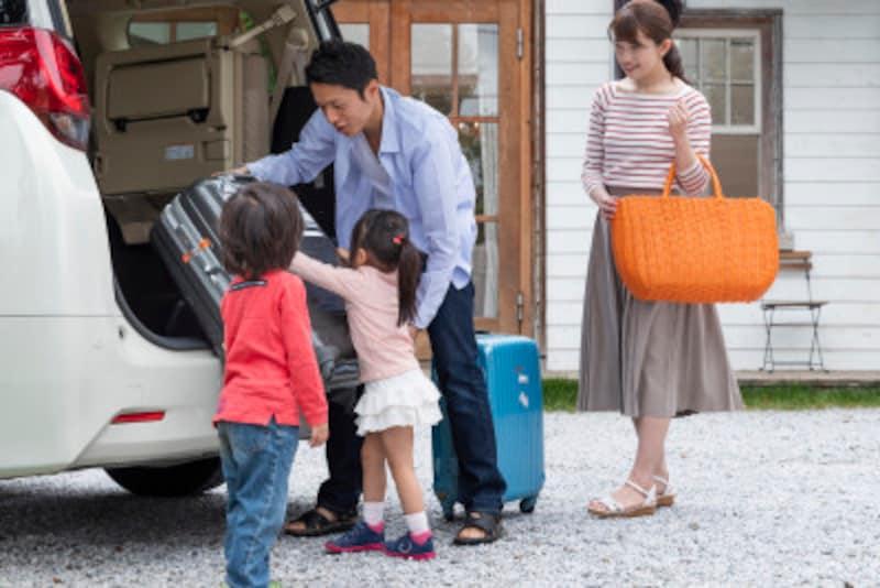 義父母・義両親との距離の置き方:出かける予定を入れる