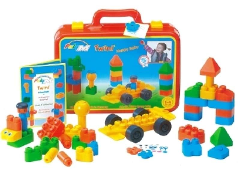赤ちゃんが初めて遊ぶのにおすすめの柔らかブロック