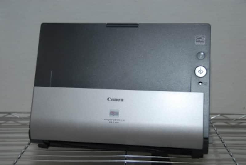 キヤノンが2011年7月に発売した「imageFORMULAundefinedDR-C125」