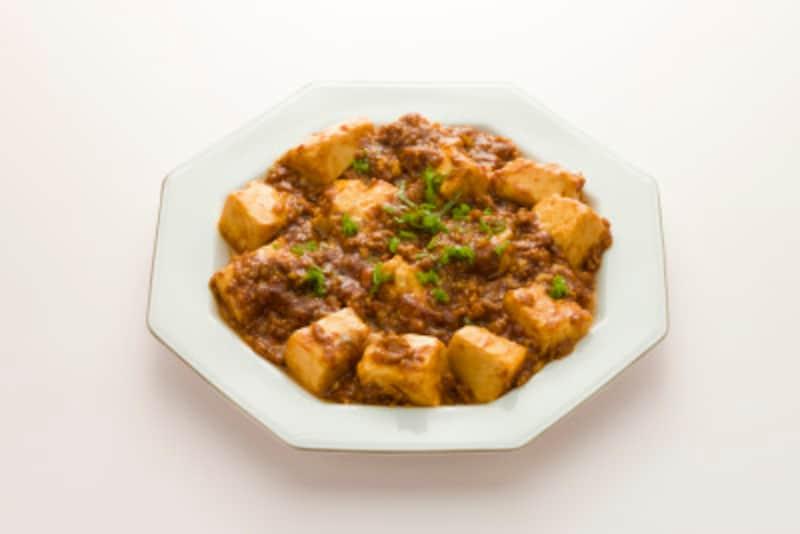 麻婆豆腐もオススメの一品