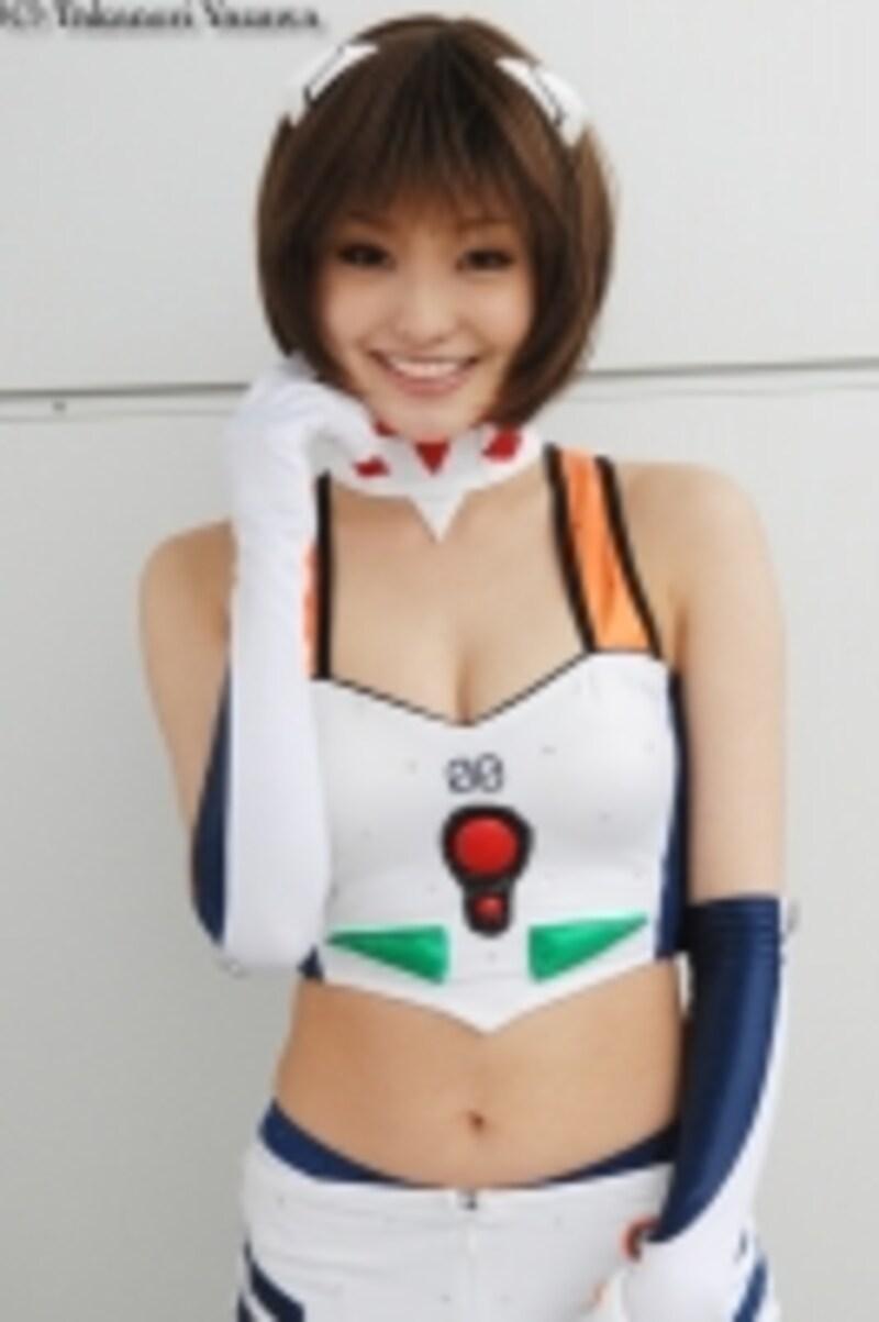 水谷望愛/エヴァンゲリオンレーシングレースクイーン