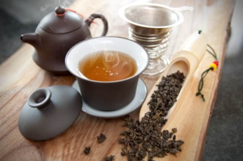 烏龍茶と糖尿病