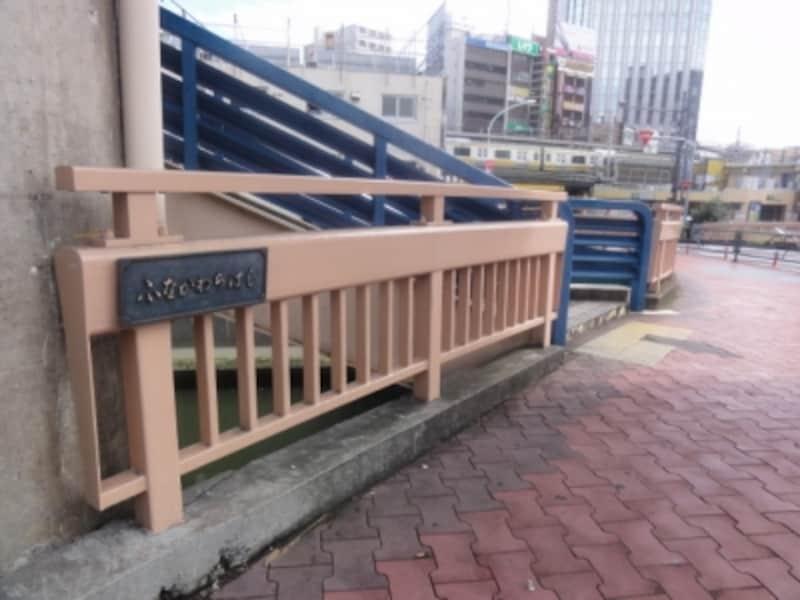 このあたりの神田川北側は「市兵衛河岸」と呼ばれていた