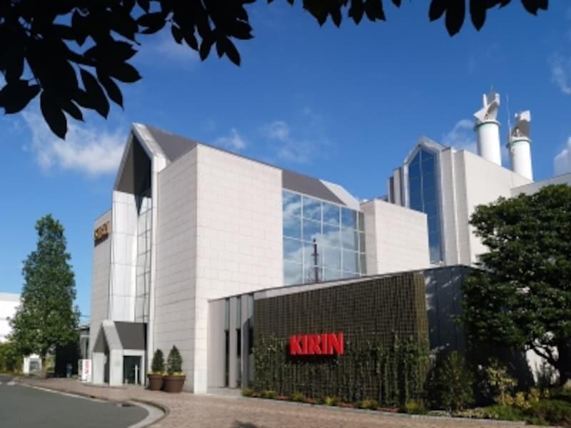 京急「生麦」駅から徒歩約10分で、キリンビール横浜工場に到着(画像提供:キリンビール横浜工場)