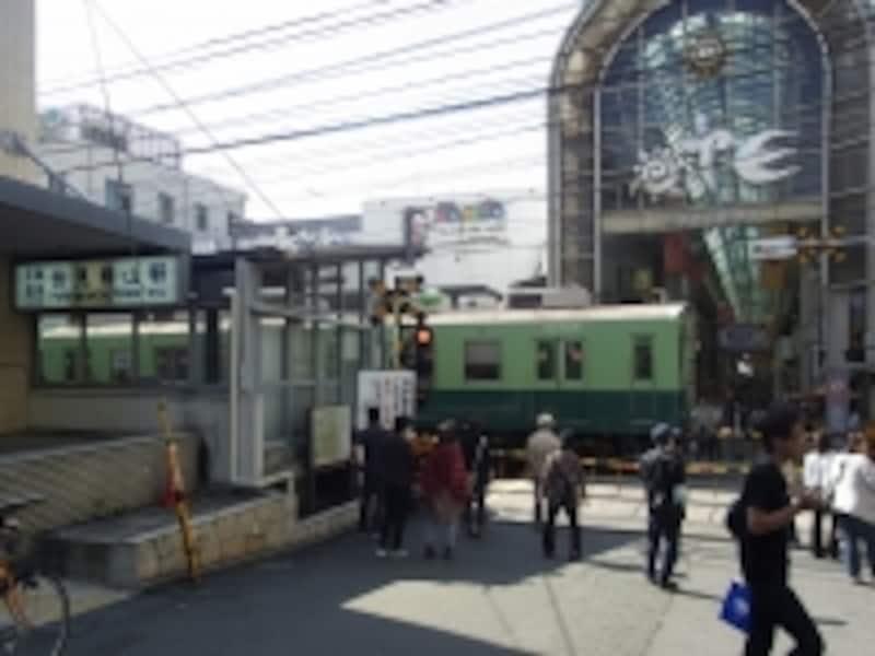 伏見桃山、京阪本線