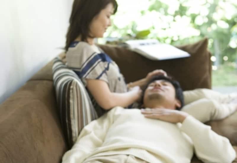 夫が別れたくない妻その4は、甘えさせてくれる妻。旦那様の「甘えん坊モード」を受け止めてあげるのも、妻の役割
