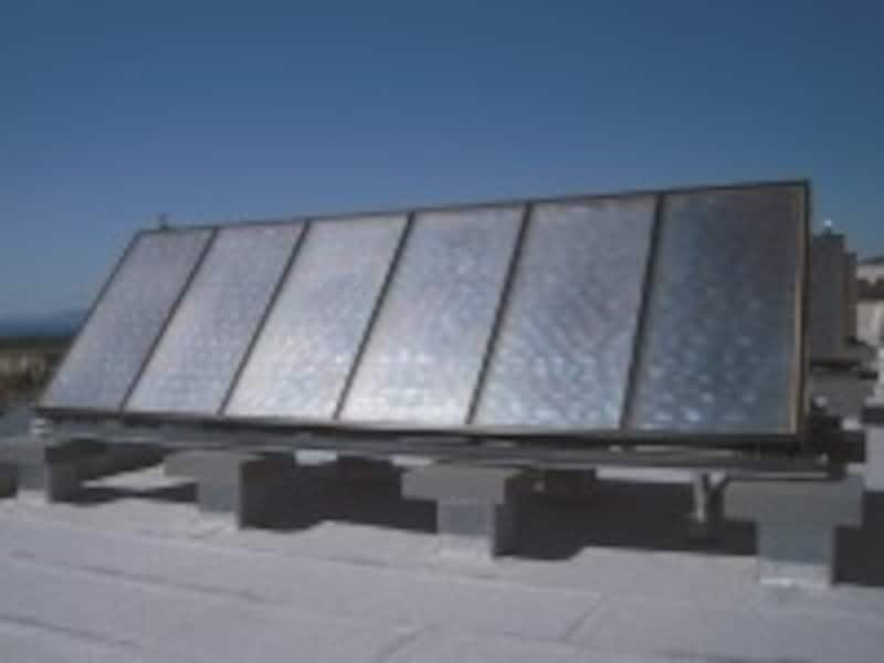 「ソーラーパネル」イメージphoto