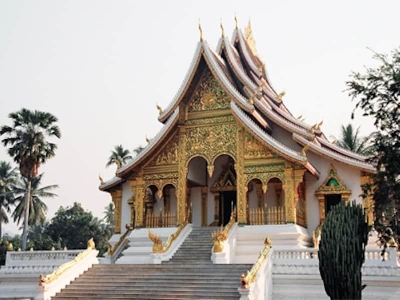 王宮博物館のパバン仏安置棟