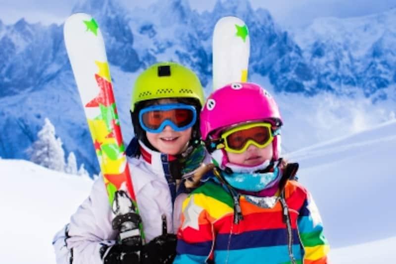 のんびり1泊旅行で子供のスノーデビュー