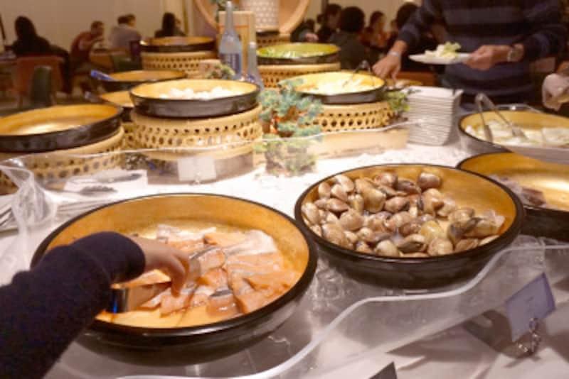 MINAMINAの鍋料理
