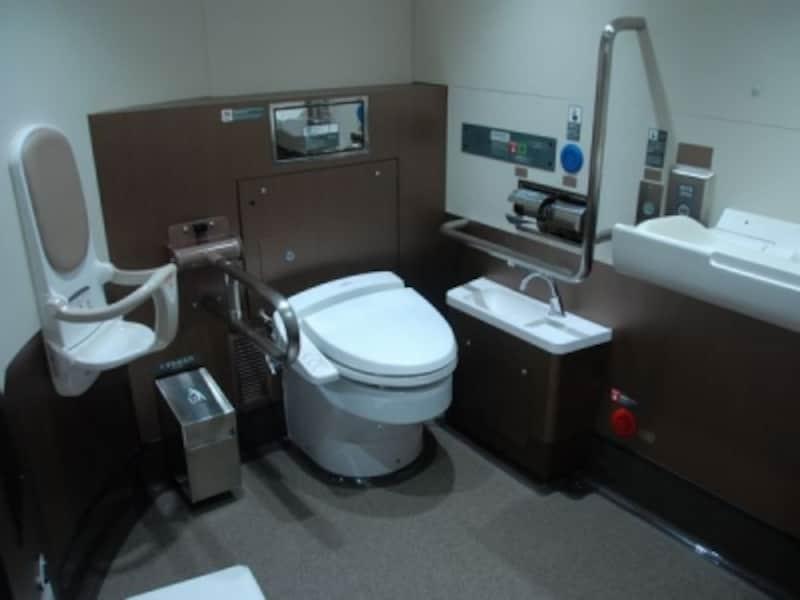 大型トイレ
