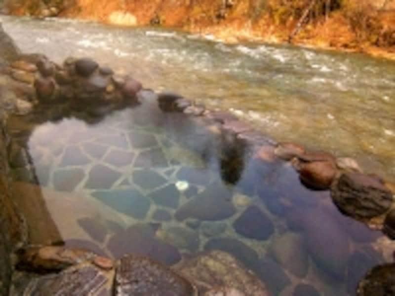 鉛温泉藤三旅館桂の湯