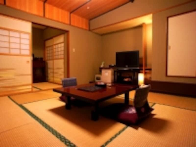 鉛温泉藤三旅館客室