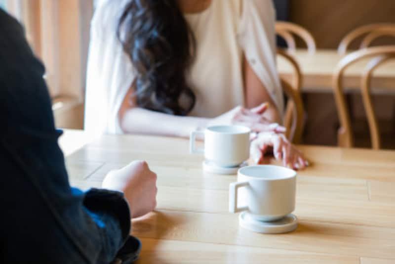 本音を打ち明けて相談できる相手がいることは、大きな心の支えになります