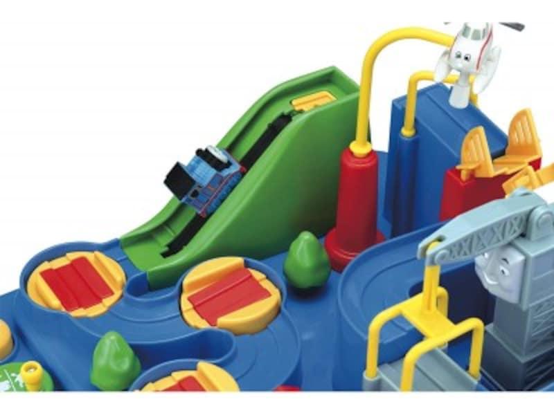 2歳クリスマスプレゼント人気ランキング第7位『きかんしゃトーマスレッツゴー大冒険!』