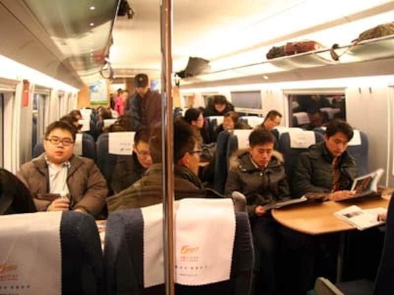 天津・北京「高鉄(新幹線)