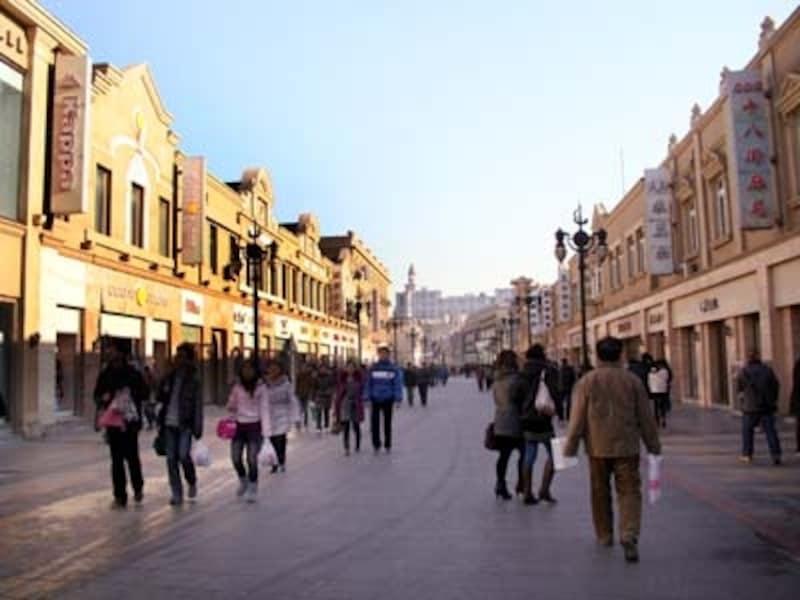 天津「旧日本租界」