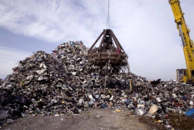 ゴミを大量に出さないために捨てない片付けを実践しよう