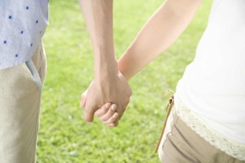 パートナーに対して「理想の夫像」を押しつけすぎないこと。お互いさまかな、くらいに思っておくと楽です