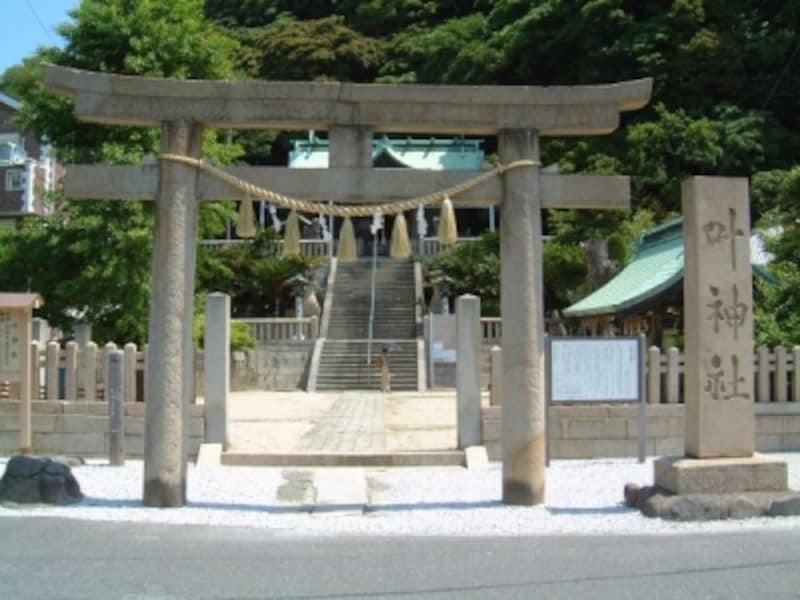 浦賀東叶神社(1)