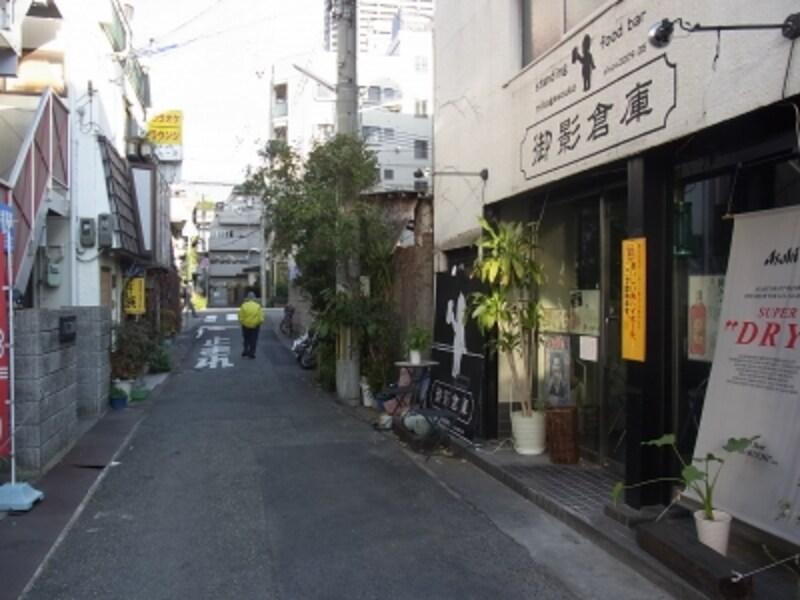 神戸まちづくり御影、いろんなお店2
