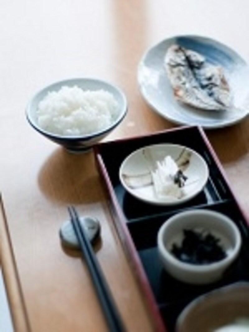 優待でもらったお米を食べるのも、楽しみの1つ?