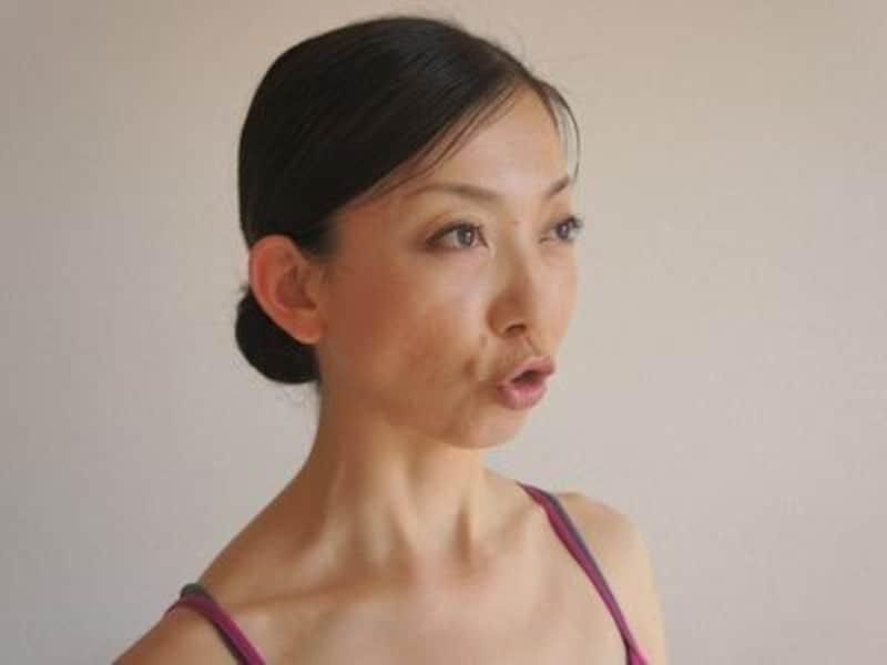 唇をとがらせて!
