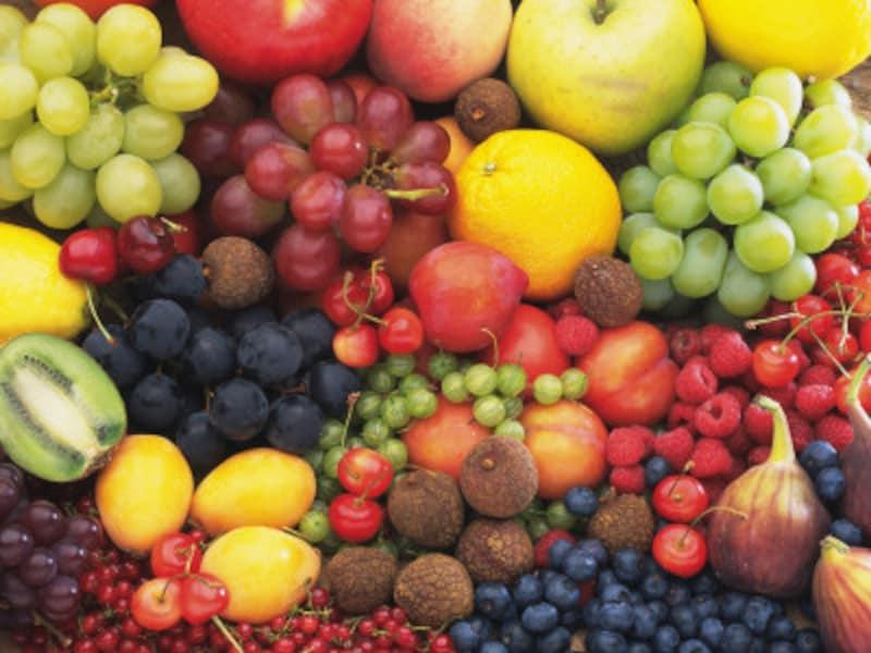 ダイエット効果を促進させる酵素が豊富なフルーツ!