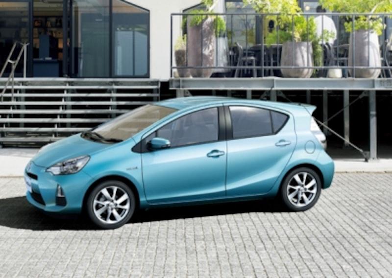 「2020年のコンパクトカー」をコンセプトに開発されたというトヨタのアクア