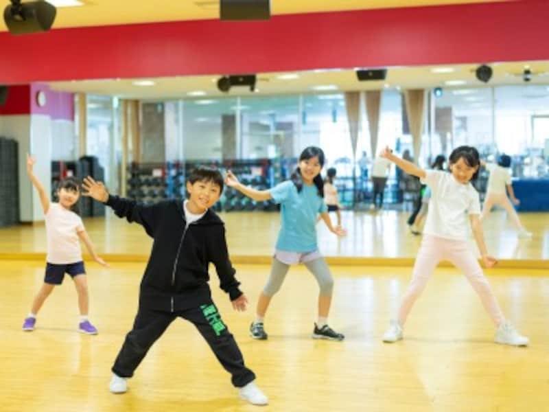 子供の習い事ランキング第9位ダンス