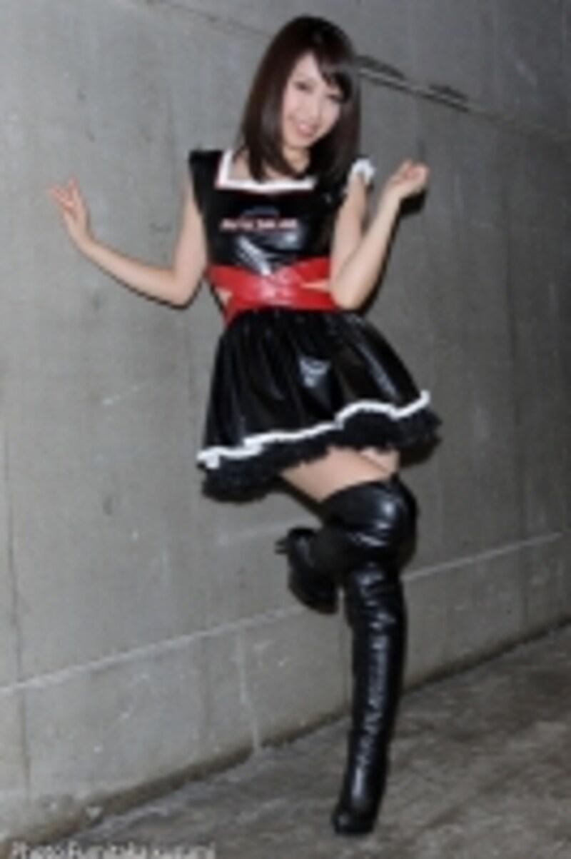 清水恵美/東京オートサロンイメージガール2012「A-CALSS」