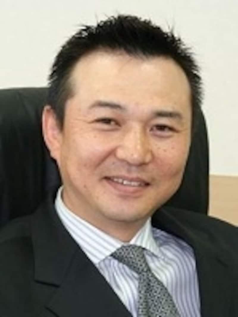 株式会社壮関の関雅樹社長。