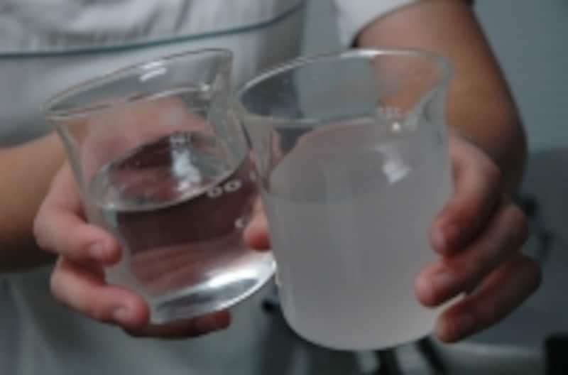 ガンマ液比較
