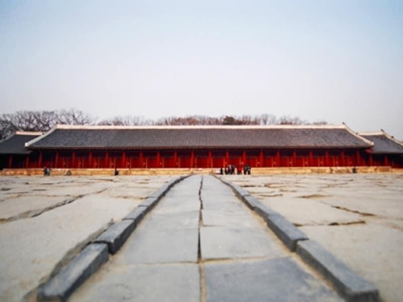 宗廟・正殿