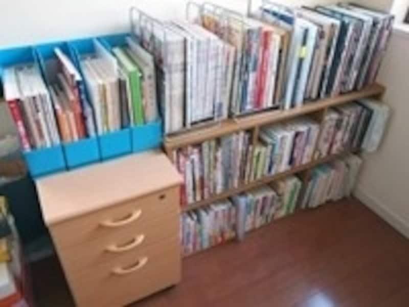 本棚の本の整理・収納・お片付け方法