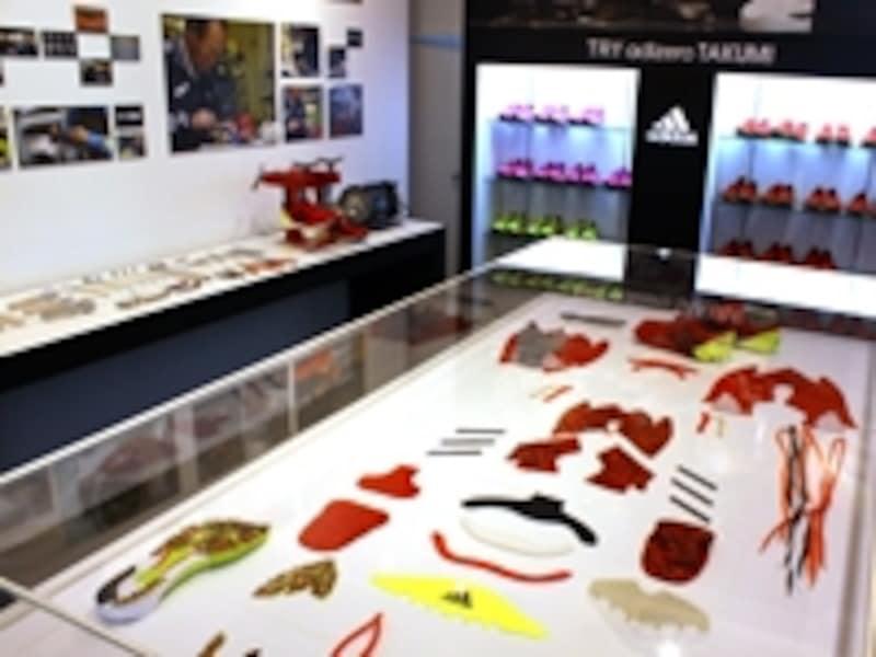 ランニングシューズのメカニズムを学ぶのにももってこいの「M'Lab東京」