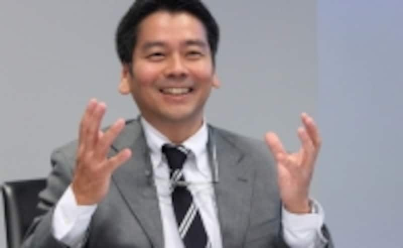三菱地所レジデンス 都心事業部長 小山健介氏