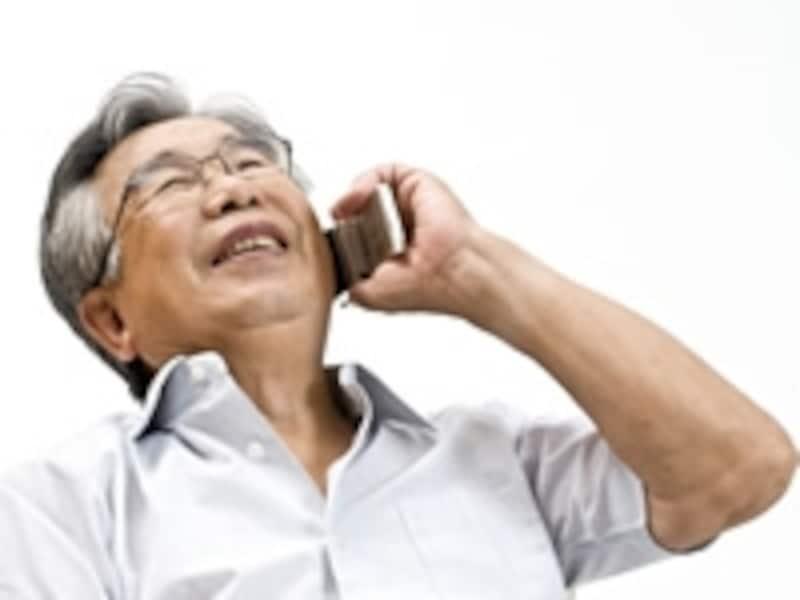 1日5分の電話でも、親にとっては大きな喜びです