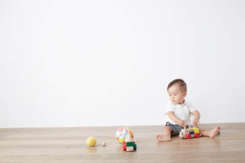 おもちゃを食事に例えると成長に合わせやすくなります