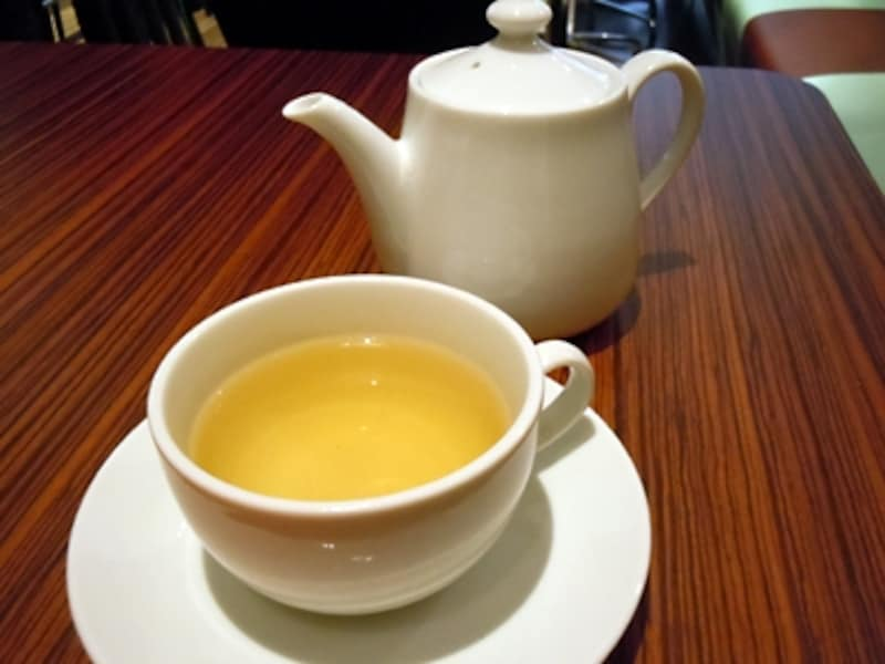 梨山(リーサン)烏龍茶(650円)