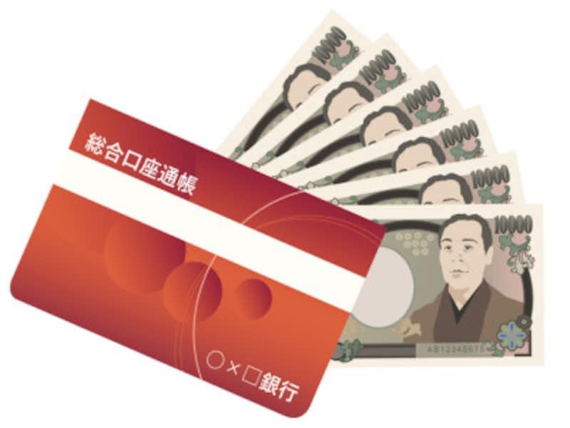 1万円 定期預金
