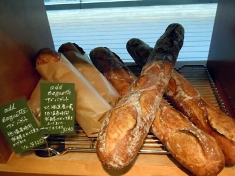 アドバゲット(240円)国産小麦の低温長時間発酵