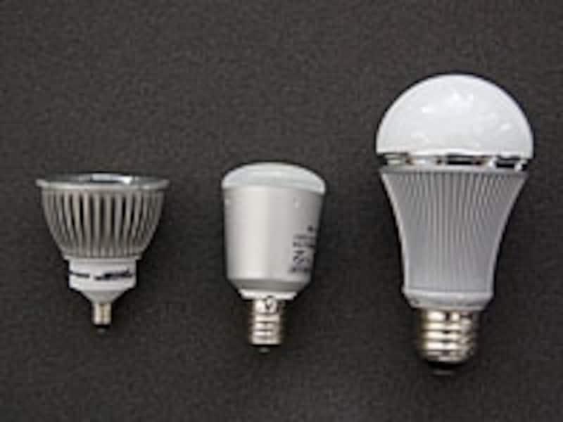LED電球の種類
