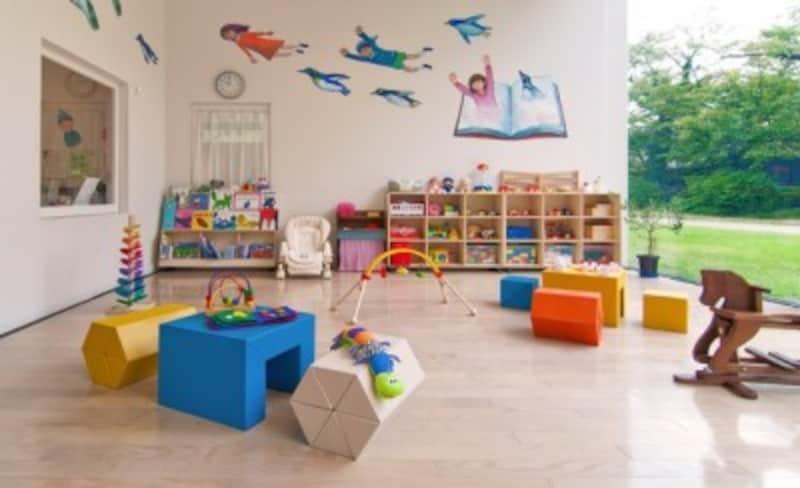 金沢21世紀美術館の託児室