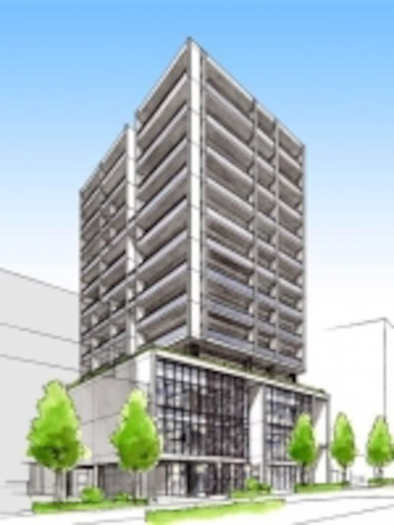宇田川町住宅建て替え事業