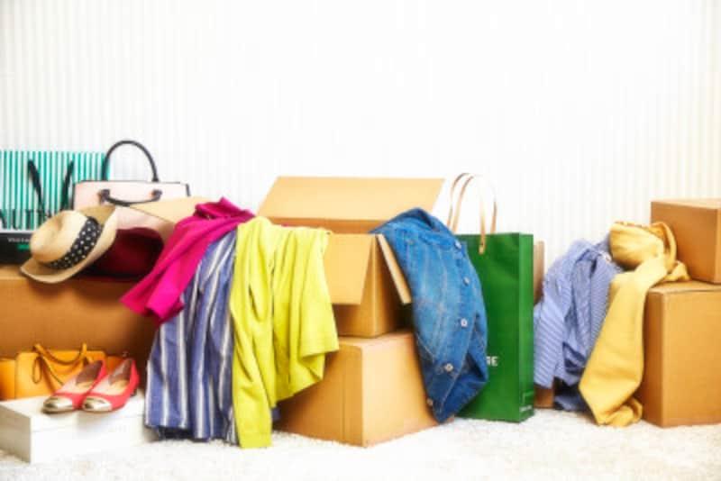 納戸のすっきり収納アイデア!無印の棚を使った上手な収納例を紹介