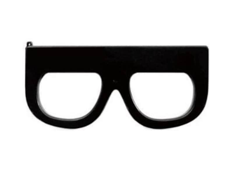 アクセサリーのように身につけられるメガネ型のトイデジ