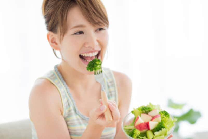 ダイエット中の野菜ビタミンとミネラルがポイント
